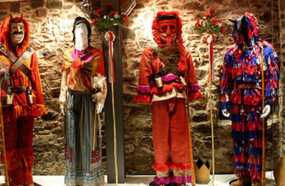 IBERIAN MUSEUM OF MASKS AND COSTUMES